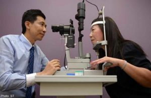 Dr Lee Cataract Surgery Mind Your Body Straits Times